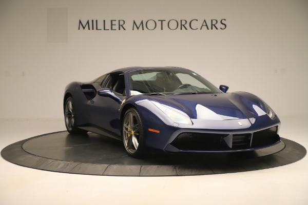 Used 2018 Ferrari 488 Spider for sale Sold at Maserati of Westport in Westport CT 06880 18