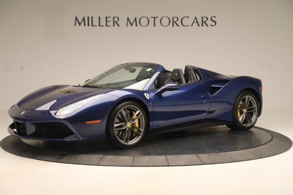 Used 2018 Ferrari 488 Spider for sale Sold at Maserati of Westport in Westport CT 06880 2