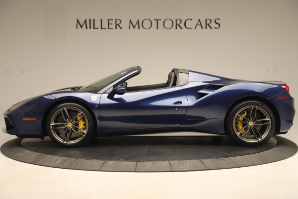 Used 2018 Ferrari 488 Spider for sale Sold at Maserati of Westport in Westport CT 06880 3