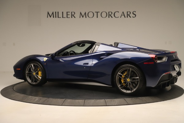 Used 2018 Ferrari 488 Spider for sale Sold at Maserati of Westport in Westport CT 06880 4