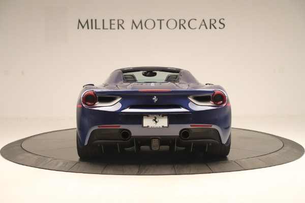 Used 2018 Ferrari 488 Spider for sale Sold at Maserati of Westport in Westport CT 06880 6