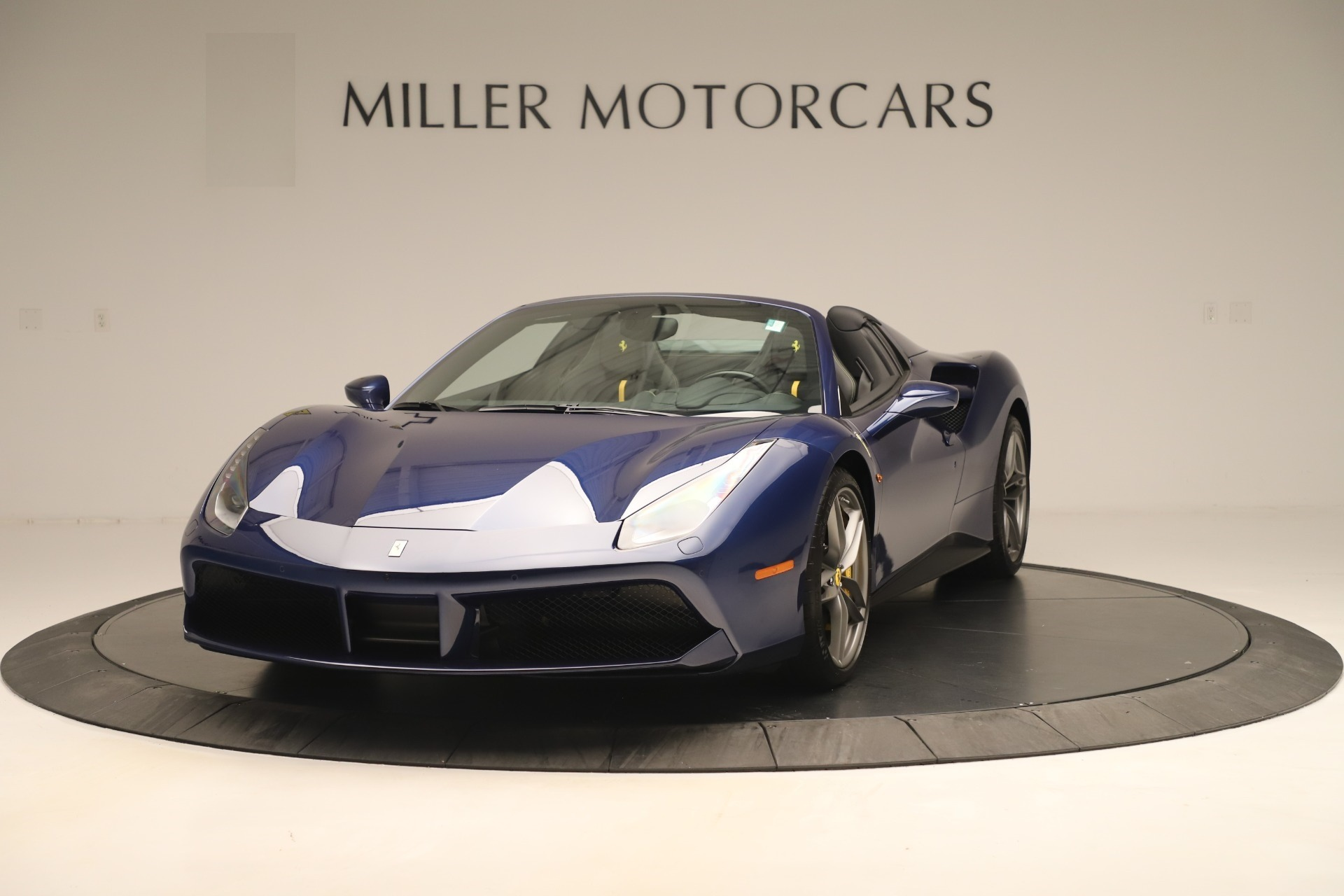 Used 2018 Ferrari 488 Spider for sale Sold at Maserati of Westport in Westport CT 06880 1