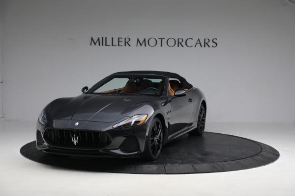 New 2019 Maserati GranTurismo MC Convertible for sale Sold at Maserati of Westport in Westport CT 06880 13