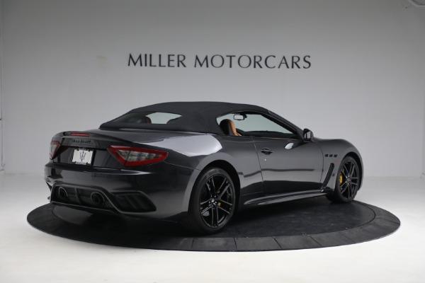New 2019 Maserati GranTurismo MC Convertible for sale Sold at Maserati of Westport in Westport CT 06880 20