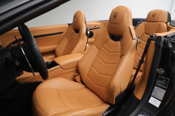 New 2019 Maserati GranTurismo MC Convertible for sale Sold at Maserati of Westport in Westport CT 06880 27