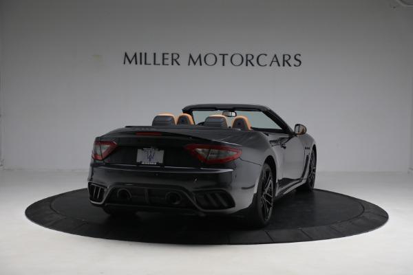 New 2019 Maserati GranTurismo MC Convertible for sale Sold at Maserati of Westport in Westport CT 06880 7
