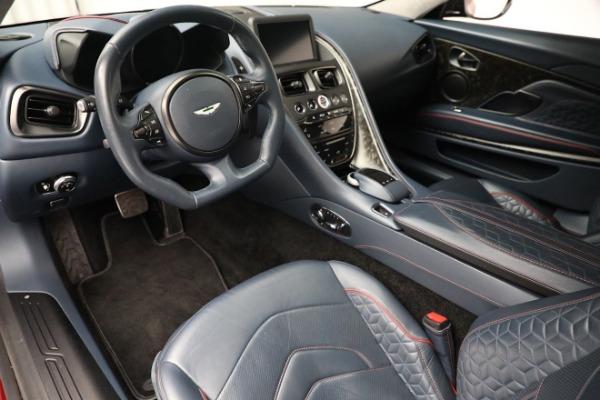 Used 2019 Aston Martin DBS Superleggera for sale Sold at Maserati of Westport in Westport CT 06880 13