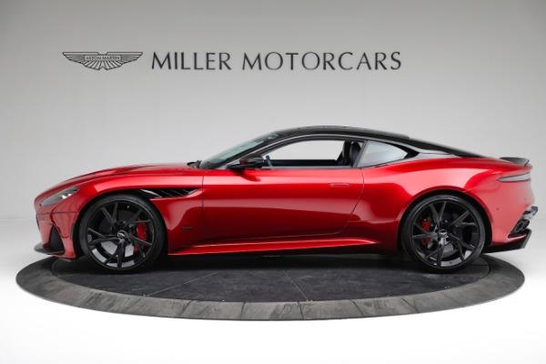 Used 2019 Aston Martin DBS Superleggera for sale Sold at Maserati of Westport in Westport CT 06880 2