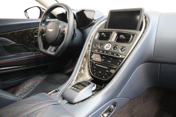 Used 2019 Aston Martin DBS Superleggera for sale $259,900 at Maserati of Westport in Westport CT 06880 22