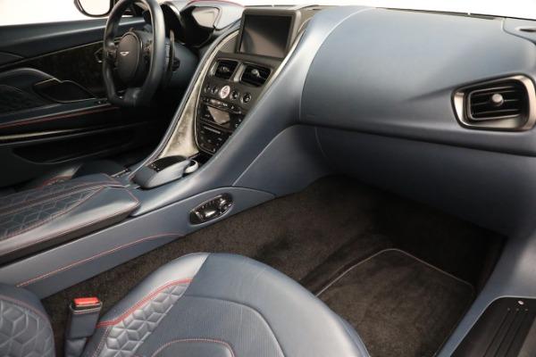 Used 2019 Aston Martin DBS Superleggera for sale $259,900 at Maserati of Westport in Westport CT 06880 23