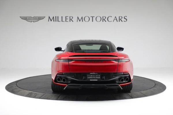 Used 2019 Aston Martin DBS Superleggera for sale Sold at Maserati of Westport in Westport CT 06880 5