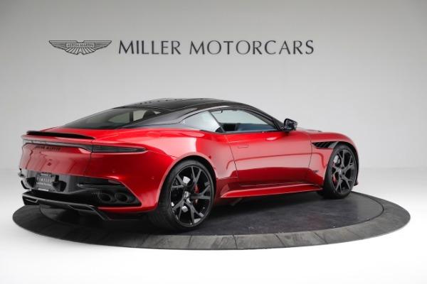 Used 2019 Aston Martin DBS Superleggera for sale Sold at Maserati of Westport in Westport CT 06880 7