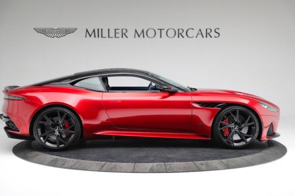 Used 2019 Aston Martin DBS Superleggera for sale Sold at Maserati of Westport in Westport CT 06880 8