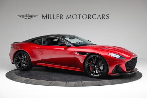 Used 2019 Aston Martin DBS Superleggera for sale Sold at Maserati of Westport in Westport CT 06880 9
