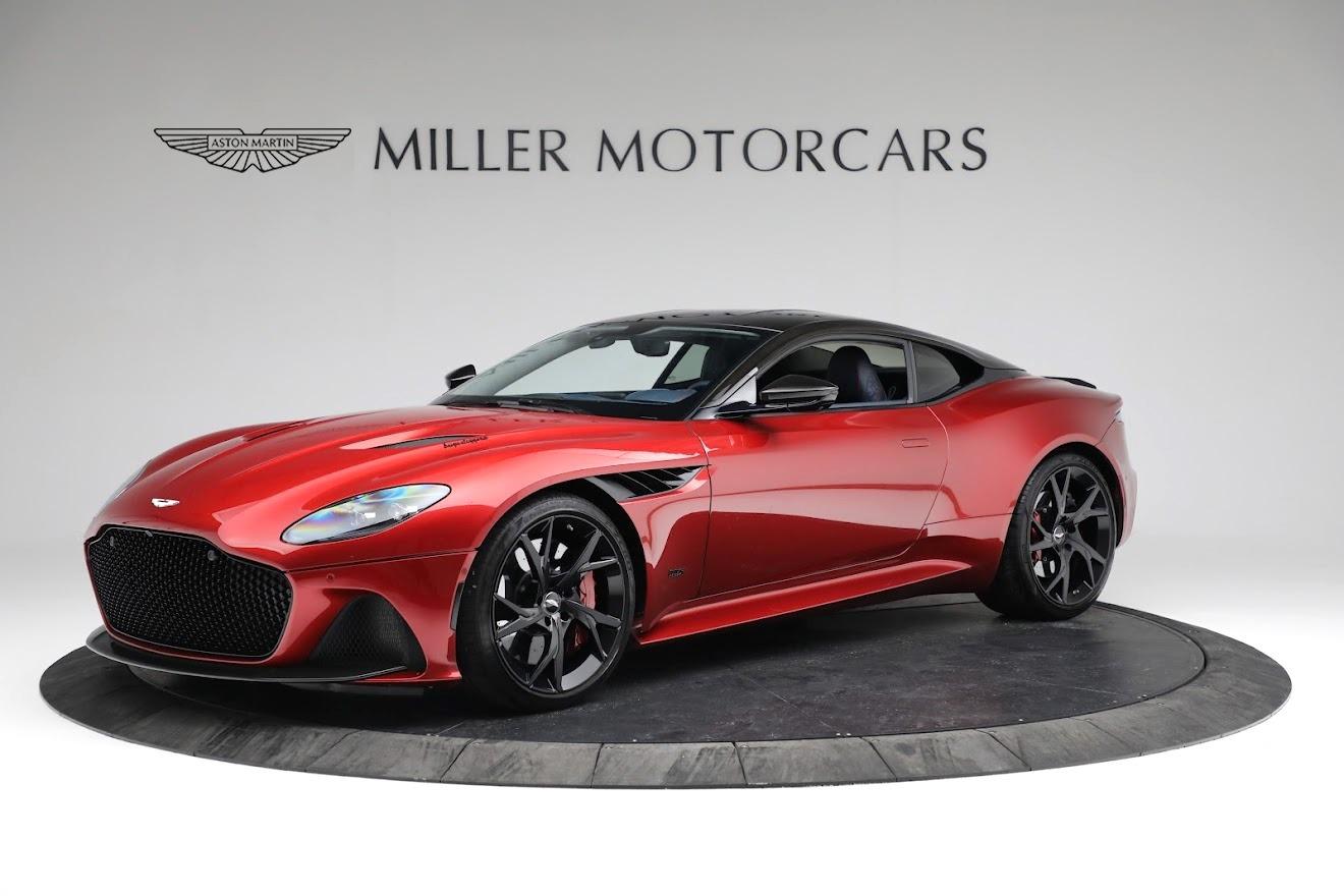 Used 2019 Aston Martin DBS Superleggera for sale Sold at Maserati of Westport in Westport CT 06880 1