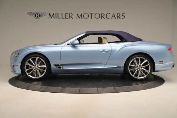 Used 2020 Bentley Continental GTC V8 for sale $288,020 at Maserati of Westport in Westport CT 06880 14