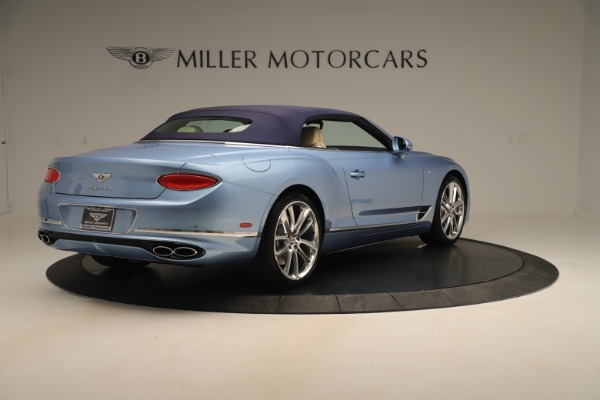 New 2020 Bentley Continental GTC V8 for sale Sold at Maserati of Westport in Westport CT 06880 16