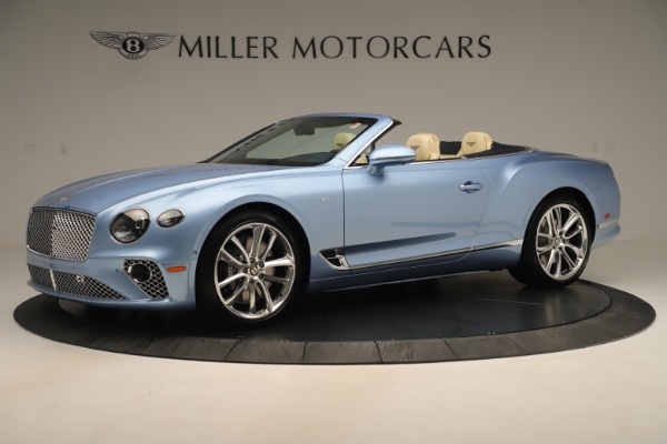 New 2020 Bentley Continental GTC V8 for sale Sold at Maserati of Westport in Westport CT 06880 2
