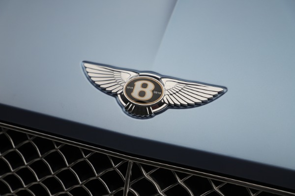 New 2020 Bentley Continental GTC V8 for sale Sold at Maserati of Westport in Westport CT 06880 20