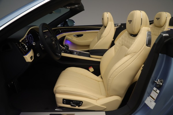 Used 2020 Bentley Continental GTC V8 for sale $288,020 at Maserati of Westport in Westport CT 06880 25
