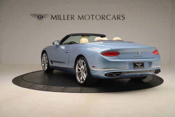 Used 2020 Bentley Continental GTC V8 for sale $288,020 at Maserati of Westport in Westport CT 06880 5