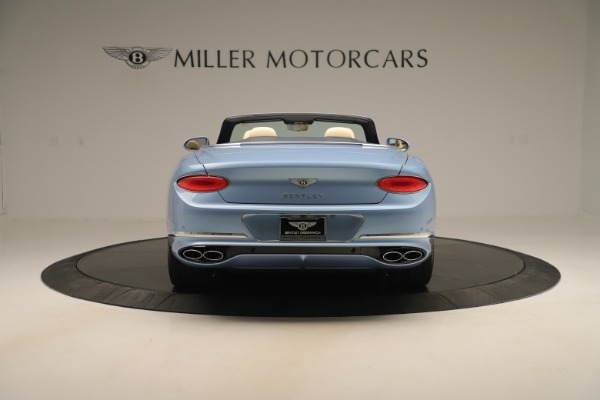 New 2020 Bentley Continental GTC V8 for sale Sold at Maserati of Westport in Westport CT 06880 6