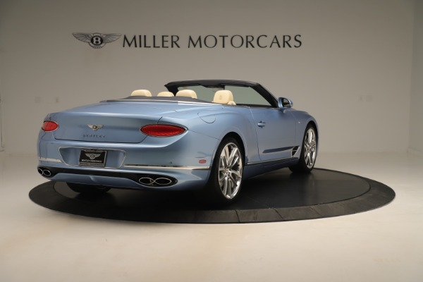 Used 2020 Bentley Continental GTC V8 for sale $288,020 at Maserati of Westport in Westport CT 06880 7