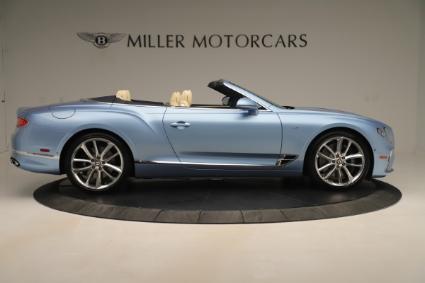 Used 2020 Bentley Continental GTC V8 for sale $288,020 at Maserati of Westport in Westport CT 06880 9