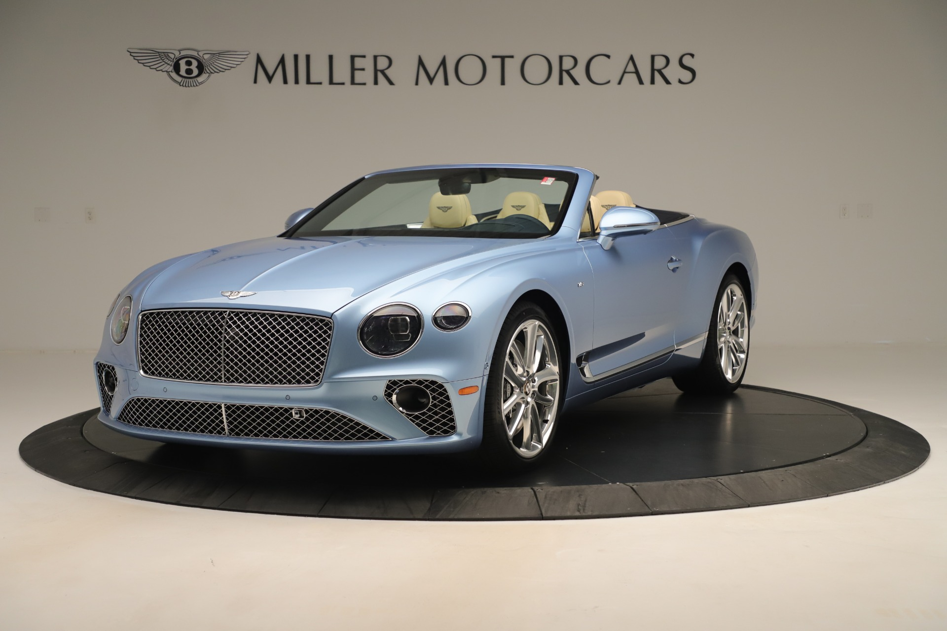 Used 2020 Bentley Continental GTC V8 for sale $288,020 at Maserati of Westport in Westport CT 06880 1