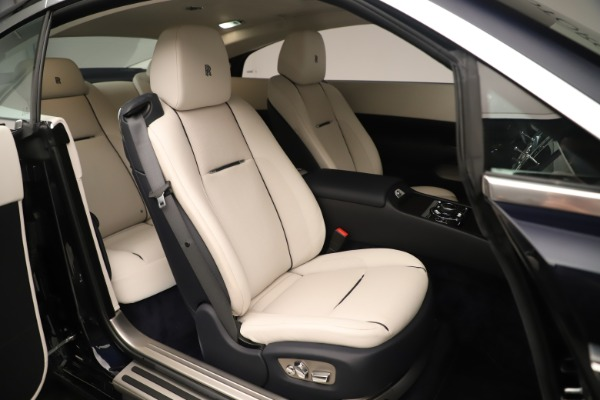 Used 2015 Rolls-Royce Wraith for sale Sold at Maserati of Westport in Westport CT 06880 15