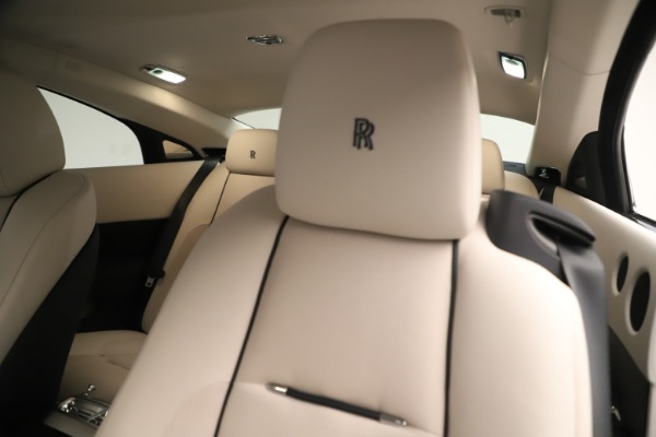 Used 2015 Rolls-Royce Wraith for sale Sold at Maserati of Westport in Westport CT 06880 26