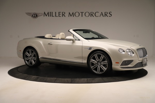 Used 2016 Bentley Continental GTC W12 for sale Sold at Maserati of Westport in Westport CT 06880 10