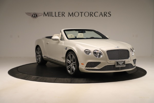 Used 2016 Bentley Continental GTC W12 for sale Sold at Maserati of Westport in Westport CT 06880 11