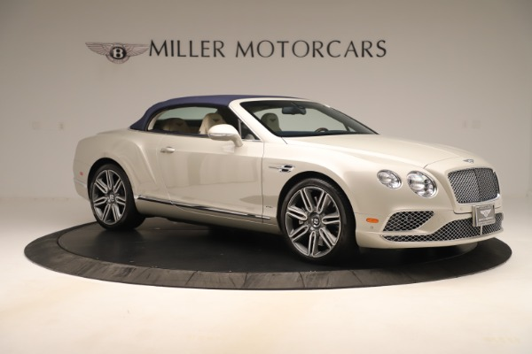 Used 2016 Bentley Continental GTC W12 for sale Sold at Maserati of Westport in Westport CT 06880 12