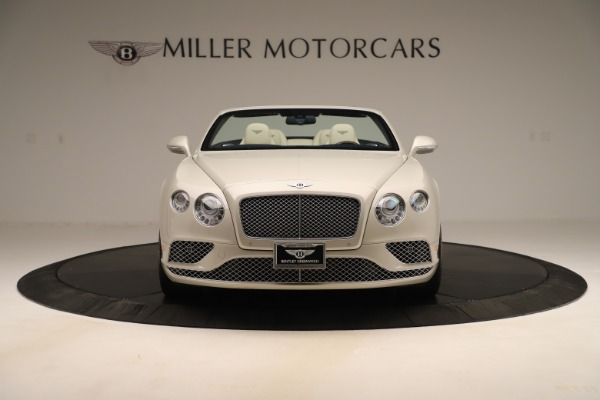 Used 2016 Bentley Continental GTC W12 for sale Sold at Maserati of Westport in Westport CT 06880 13