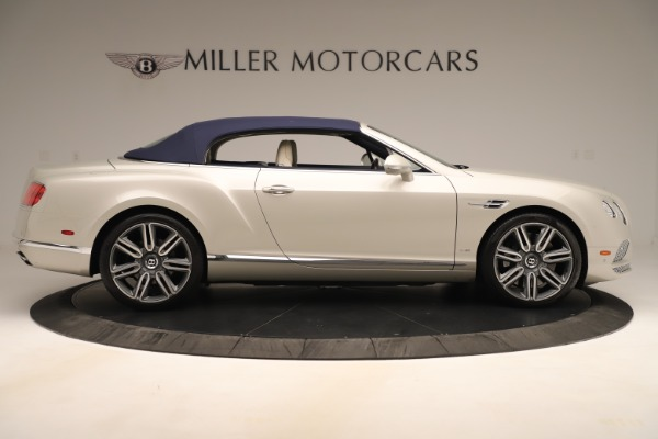 Used 2016 Bentley Continental GTC W12 for sale Sold at Maserati of Westport in Westport CT 06880 18