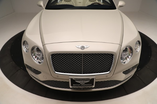 Used 2016 Bentley Continental GTC W12 for sale Sold at Maserati of Westport in Westport CT 06880 19