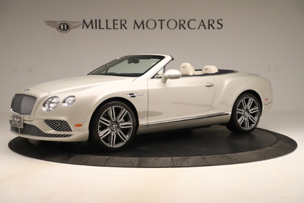 Used 2016 Bentley Continental GTC W12 for sale Sold at Maserati of Westport in Westport CT 06880 2