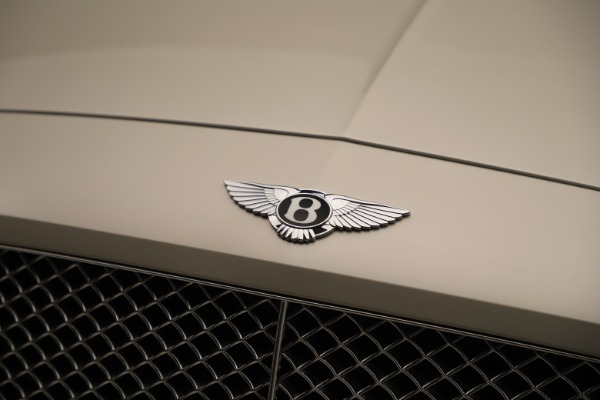 Used 2016 Bentley Continental GTC W12 for sale Sold at Maserati of Westport in Westport CT 06880 20