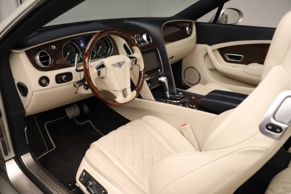 Used 2016 Bentley Continental GTC W12 for sale Sold at Maserati of Westport in Westport CT 06880 23