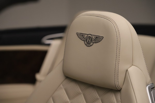 Used 2016 Bentley Continental GTC W12 for sale Sold at Maserati of Westport in Westport CT 06880 26