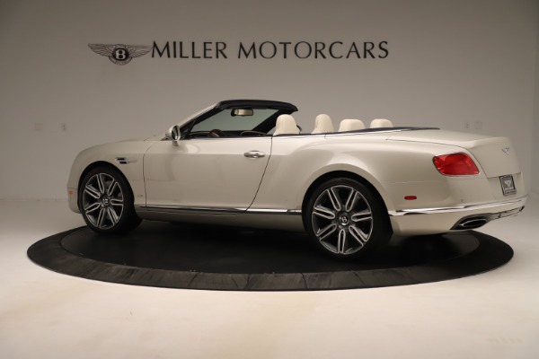 Used 2016 Bentley Continental GTC W12 for sale Sold at Maserati of Westport in Westport CT 06880 4