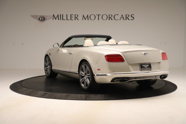 Used 2016 Bentley Continental GTC W12 for sale Sold at Maserati of Westport in Westport CT 06880 5