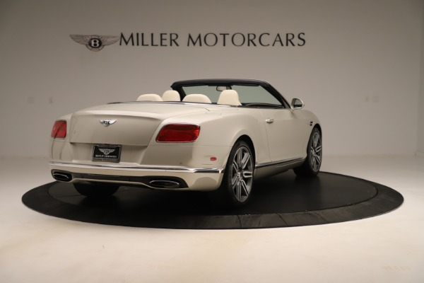 Used 2016 Bentley Continental GTC W12 for sale Sold at Maserati of Westport in Westport CT 06880 7