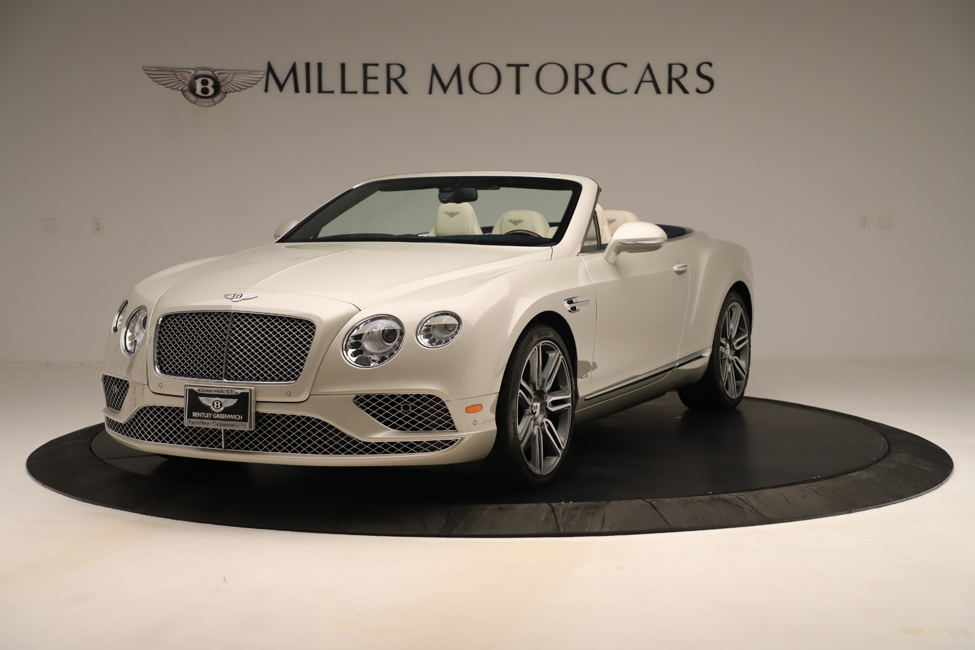 Used 2016 Bentley Continental GTC W12 for sale Sold at Maserati of Westport in Westport CT 06880 1