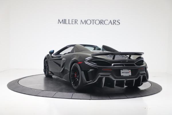 Used 2020 McLaren 600LT Spider for sale $249,900 at Maserati of Westport in Westport CT 06880 10