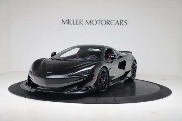 Used 2020 McLaren 600LT Spider for sale $249,900 at Maserati of Westport in Westport CT 06880 11