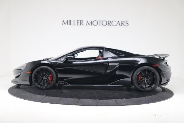 Used 2020 McLaren 600LT Spider for sale $249,900 at Maserati of Westport in Westport CT 06880 12