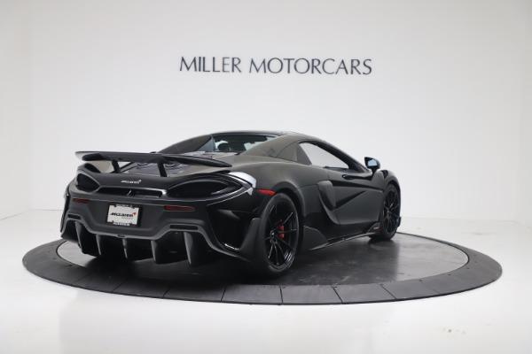 Used 2020 McLaren 600LT Spider for sale $249,900 at Maserati of Westport in Westport CT 06880 14