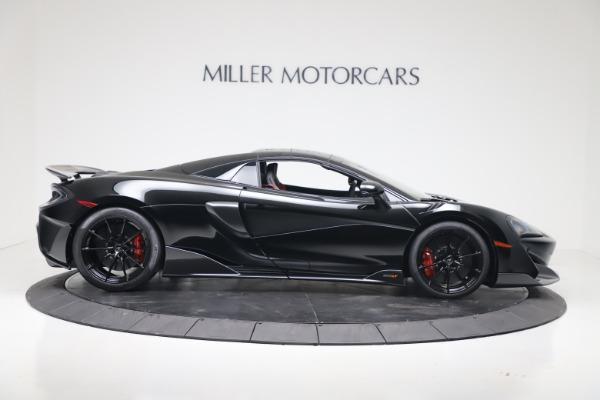 Used 2020 McLaren 600LT Spider for sale $249,900 at Maserati of Westport in Westport CT 06880 15